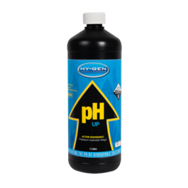 Hy-Gen pH Up 1L