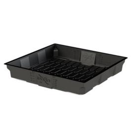 X-TRAYS Flood Table 3 X 3 Black