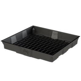 X-TRAYS Flood Table 4 X 4 Black