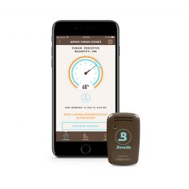 Boveda Butler Humidity Monitor