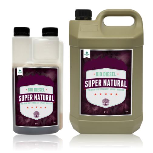 Bio Diesel Supernatural